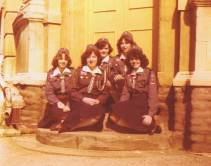 Wedrowniczki Bristol 1976